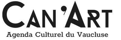 Logo Can'Art Agenda Culturel - Mitaki Graphic Design