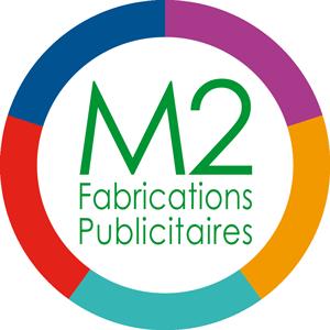 Logo M2FP - Mitaki Graphic Design, graphiste Vaucluse