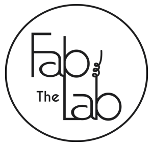 Logo The FabLab - Mitaki Graphic Design, graphiste Vaucluse
