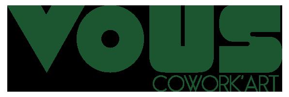 Logo VOUS Cowork'Art Mitaki Design
