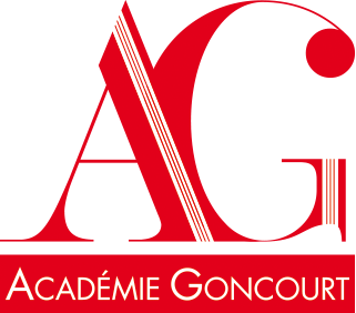 Création du logo officiel de l'Académie Goncourt 2019