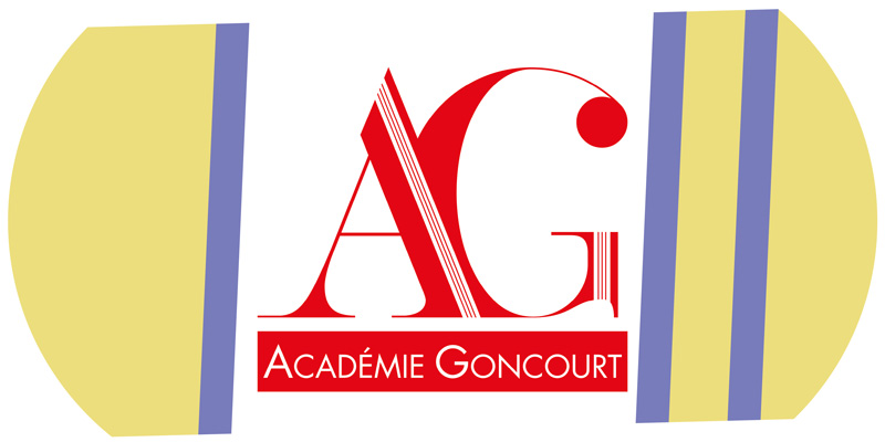 Actualité : création du logo de l'Académie Goncourt, Mitaki Design 2019