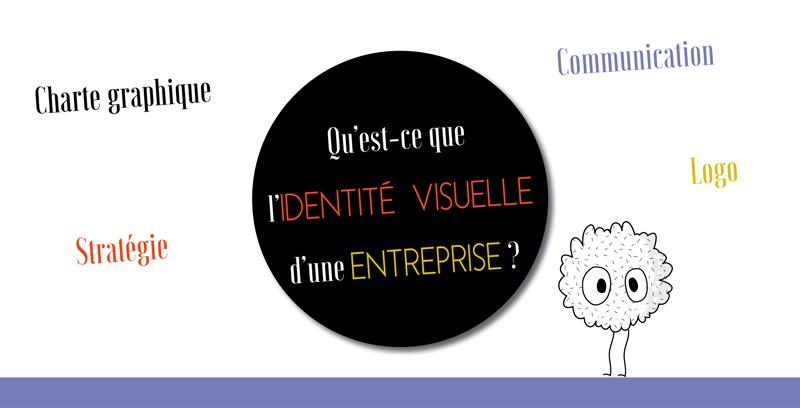 Qu'est-ce que l'identité visuelle d'une entreprise ?